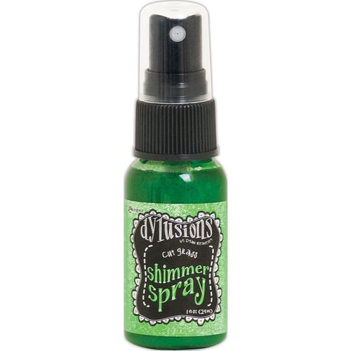 Dylusions Shimmer Spray - Cut Grass