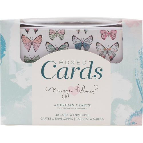 Box of Cards - Maggie Holmes Chasing Dreams