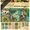"Graphic 45 Deluxe Collector's Edition Pack 12""X12"" - Tropical Travelogue"