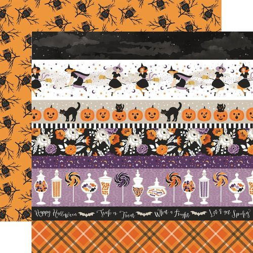 Papier Bewitched - Border Strips