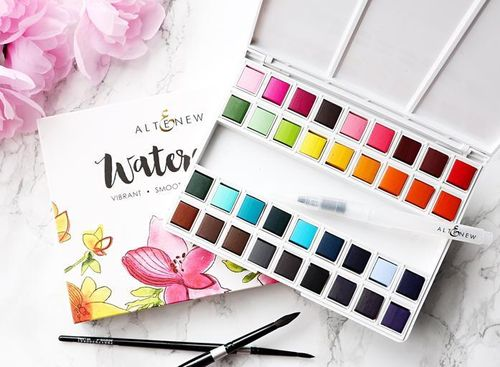 Altenew Watercolor 36 Pan Set