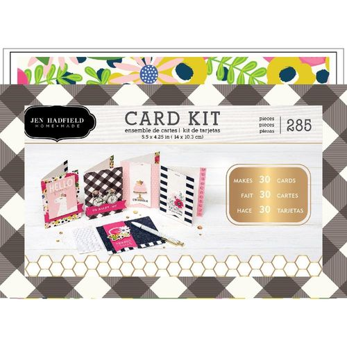 Jen Hadfield My Bright Life Card Kit