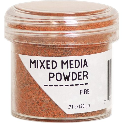 Embossingpulver Mixed Media Powder - Fire