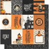 "Papier Simple Vintage Halloween - 3""x4"" Elements"