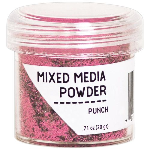 Embossingpulver Mixed Media Powder - Punch