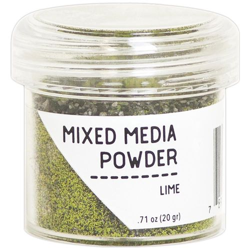 Embossingpulver Mixed Media Powder - Lime