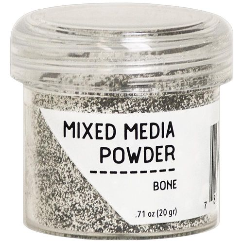 Embossingpulver Mixed Media Powder - Bone