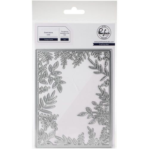Pinkfresh Studio Stanzschablone - Foliage Frame
