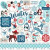 "Celebrate Winter Cardstock Stickers 12""X12"""