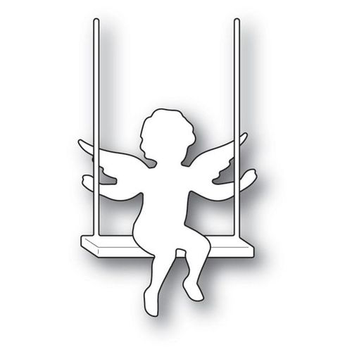 Stanzschablone Cupid with Swing