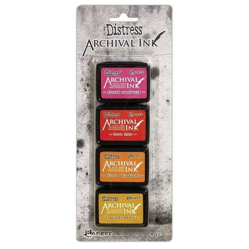 Tim Holtz Distress Archival Mini Ink Kit - #1