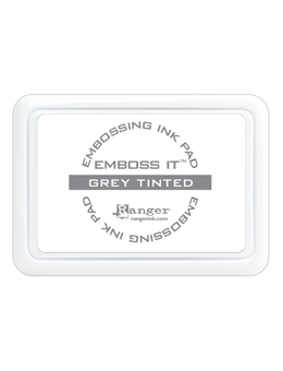 Ranger Emboss It Ink Pad - Grey