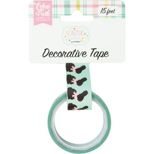Decorative Tape - Chocolate Bunnies
