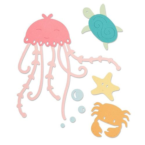 Sizzix Thinlits - Under the Sea