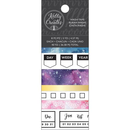 Kelly Creates Washi Tape - Galaxy