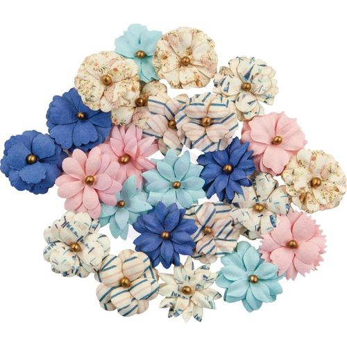 Mulberry Paper Flowers  - Moon Bay/Golden Coast