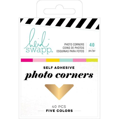 Heidi Swapp Color Fresh Photo Corners