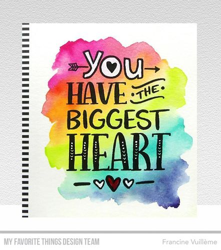 Clear Set - You Have the Biggest Heart