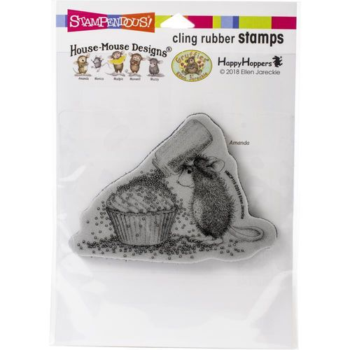 Cling - House Mouse Cupcake Sprinkles