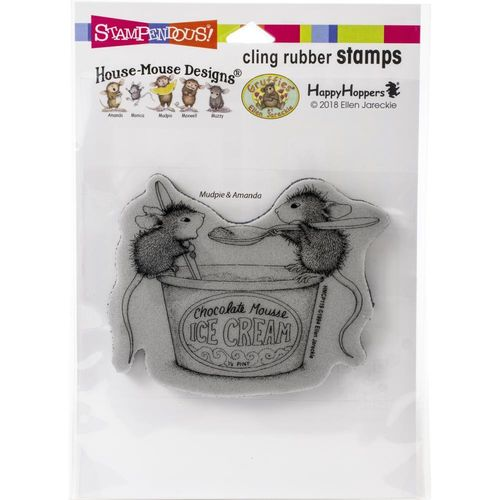 Cling - House Mouse Mousse Mice
