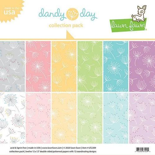 "Dandy Day Collection Pack 12""x12"""