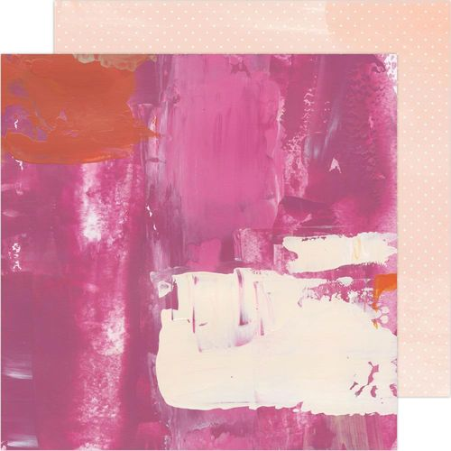 Papier Heidi Swapp Art Walk - Pinks