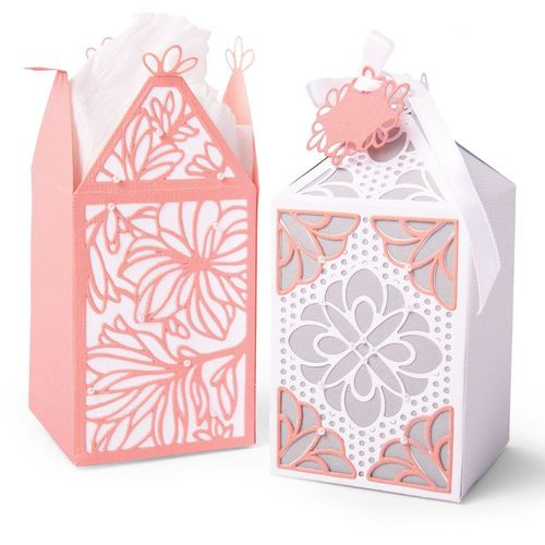 Sizzix Thinlits - Elegant Favor Box