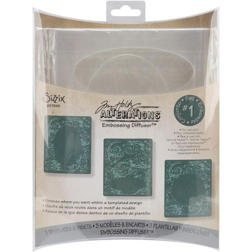 Sizzix Embossing Diffusers