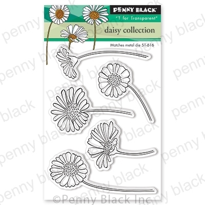 Clear - Daisy Collection (mini)