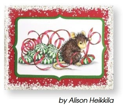 Cling - House Mouse Mint Gifts