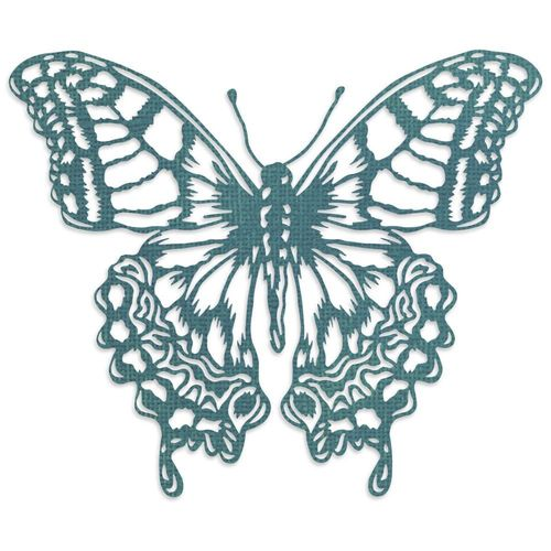 Sizzix Thinlits - Tim Holtz Perspective Butterfly